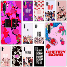 NCT 127 Kpop Boy group Silicone Case for Samsung