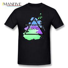 Jay Park Music Tee Shirt Streetwear T Basic T-Shirt 2019 Summer Men Short Sleeve Cotton Shirts Mens Casual T-Shirts