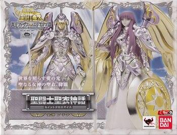 "Japan Anime ""Saint Seiya"" Original BANDAI Tamashii Nations Saint Cloth Myth Action Figure - Athena 2"