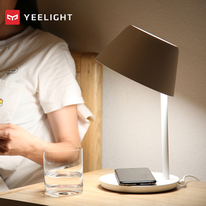 Image 4 - Mới 2020 Bóng Đèn Thông Minh Yeelight YLCT02YL Đèn Bàn LED 6W Để Bàn Wifi Thông Minh Cảm Ứng Âm Trần/YLCT03YL 18W Không Dây củ Sạc Để Bàn