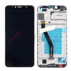 """Image 2 - 5.7"""" Display For Huawei Honor 7C LCD Display 7A ATU LX1 Touch Screen For Honor 7A Pro Display With Frame AUM L29 AUM L41"""