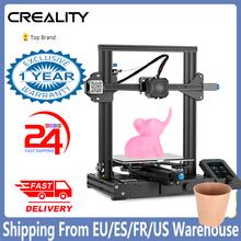 Nowa Creality 3D Ender 3 V2 drukarka 3D zestaw DIY drukarka 3D cicha płyta główna nowy ekran interfejsu użytkownika aktualizacja Ender 3 pro impresora 3D tanie tanio Creality 3D Ender-3 V2 CN (pochodzenie) 1 75mm ≤100° 0 1-0 4mm PLA TPU PETG Simplify3d Cura ±0 1mm For MAC WindowsXP 7 8 10