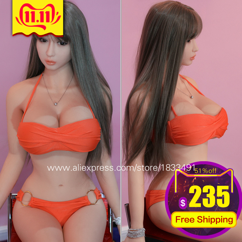 170cm Real Silicone Sex Dolls Japanese Adult Sexy Anime Full Oral Love Doll Realistic Toys for Men Big Breast Ass Vagina Anus-in Sex Dolls from Beauty & Health