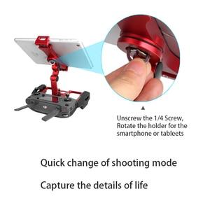Image 2 - Dji リモコンスマートフォン/タブレットのための dji mavic 2 プロ/空気/スパークドローン crystalsky モニターブラケット