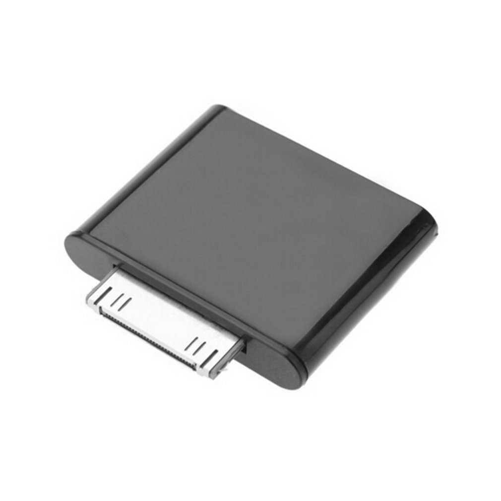 LESHP 30PIN Bluetooth Transmitter Wireless Stereo Audio Adapter Dongle A2DP V2.1 for iPod Mini Nano Touch