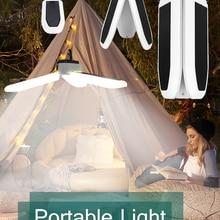 Flashlight Lamp Powerful Camping-Lantern Solar Rechargeable Emergency Led Usb Or