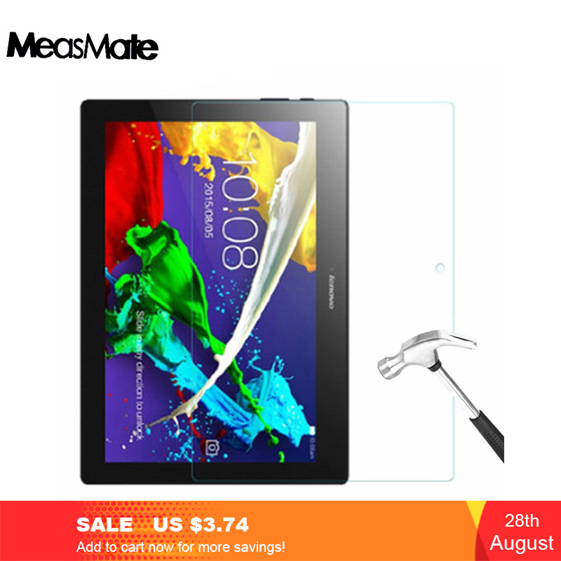 Screen-Protector Tempered-Glass Lenovo Tab Tablet 9H For Tab2/A10-70/A10-70l 2x30f 2x30f