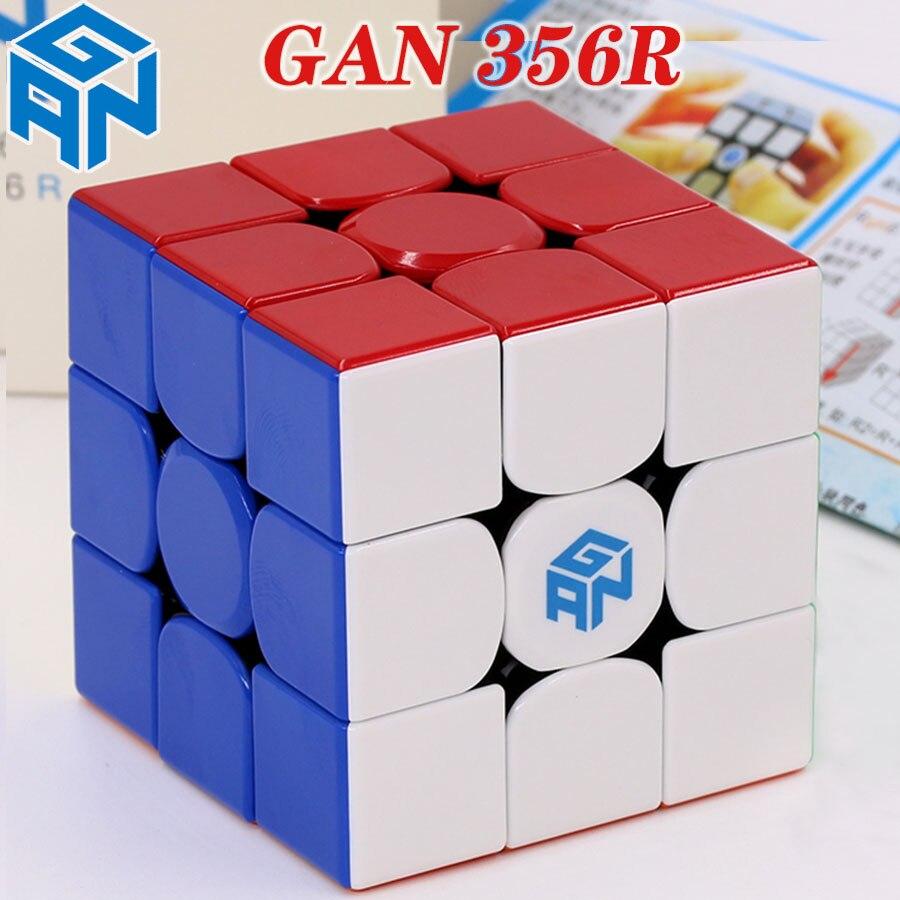 GAN356R GAN356 R Cube Puzzle Classical Gan 356 R 356R 3x3x3 3*3*3 Entry Level Easy Professional Speed Cube