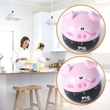 Kitchen Timer For Cooking Shower Study Stopwatch Alarm Clock Mechanical Electronic Cooking Countdown Timing Reminder