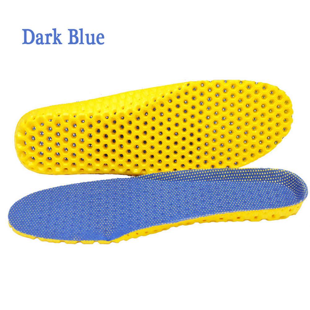 Ortopedik ped bellek köpük ayakkabı pedi streç nefes Unisex ayakkabı tabanlığı taban Deodorant koşu yastık tabanlık ayak