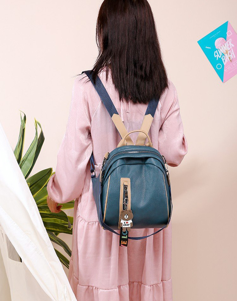 He2fb9ad9f3f44ffba894cf476c86328fS - New Multifunction Backpack Women Waterproof Oxford Bagpack Female Anti Theft Backpack Schoolbag for Girls  Sac A Dos mochila