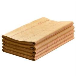 Calligrafia cinese di Carta di Riso Half-Carte di Carte di Carta Xuan con Griglie Calligrafia Xuan Carta Di Bambù Maturo Rijstpapier di Scrittura Forniture