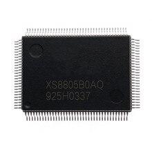 2PCS XS8805BOAQ QFP 128 XS8805B QFP128 XS8805 8805 רכב סיבים אופטי נהג שבב חדש ומקורי