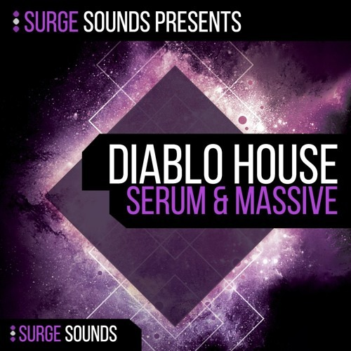 图片[1]-[Don Diablo/Future House风格Serum/Massive预置和MIDI文件]Surge Sounds Diablo House-萌未来