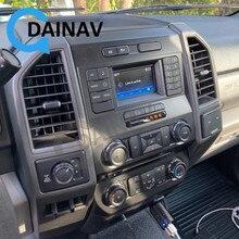 12.1 polegada 2 din rádio do carro multimídia dvd player para ford f150 2017 nenhuma tela autoradio carro estéreo gps navegação