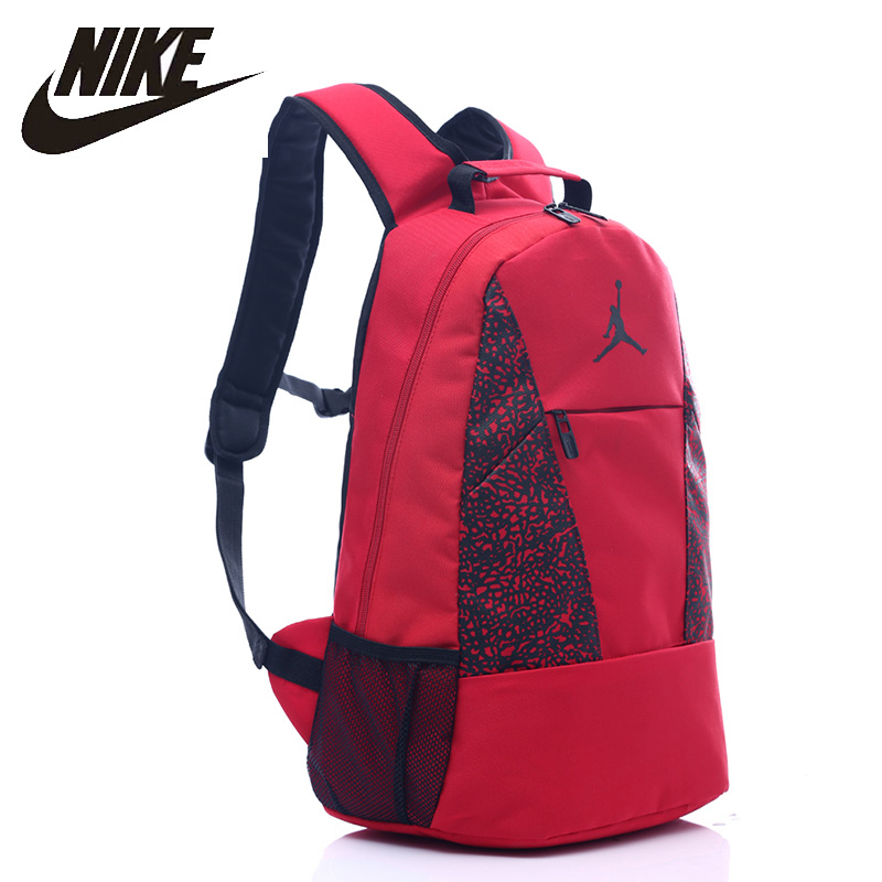 NIKE Air Jordan Backpack Outdoor Basketabll Bag Large Capacity Man Traning Bag