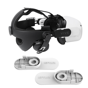 Image 1 - Headset Adapter Deluxe Audio Band Kit Compatibel Met Oculus Quest 2 Das Htc Vive (V2) Frankenquest 2