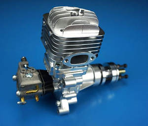 High-quality DLE30 30cc Gas Engine for RC Plane Aircraft and Muffler XD SHE