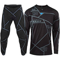 New Arrival SE AIR Motocross Suit Off Road MTB DH MX Racing Jersey and Pants Motorcycle Dirt Bike Riding Gear Combo Kit