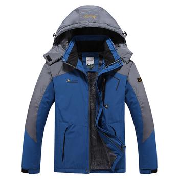 Mountain wodoodporna kurtka narciarska kurtka wiatroszczelna kurtka snowboardowa zimowa ciepła kurtka dla mężczyzn kobiety kurtka polarowa tanie i dobre opinie Mężczyźni i Kobiety Poliester CN (pochodzenie) Super-tex Termiczne Wiatrówka Pasuje prawda na wymiar weź swój normalny rozmiar