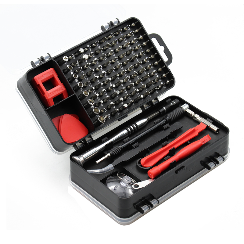 110 In 1 Screwdriver Set 25 In 1 Precision Torx Mini Electric Precision Screwdriver For Iphone Huawei Tablet Ipad Home Tool Set