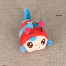 9CM Fish Plush Toy , Keychain Stuffed Animal Fish Plush Toy , Children's Plush Doll