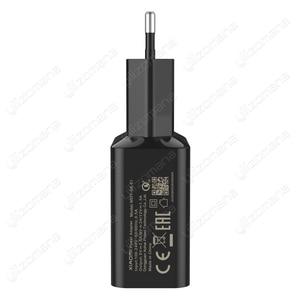 Image 4 - Xiaomi オリジナル充電器 2.5A 9 v/2A eu クイック高速 qc 3.0 タイプ c usb データケーブル旅行充電アダプタ mi 5 6 8 redmi 注 7