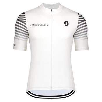 Scott oddychająca koszulka kolarska Unisex wiosna anti-pilling ekologiczna odzież rowerowa Road Team odzież rowerowa koszule tanie i dobre opinie NO (pochodzenie) POLIESTER SHORT summer Zamek na całej długości Dobrze pasuje do rozmiaru wybierz swój normalny rozmiar