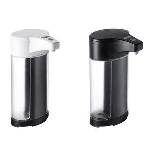 Автоматический диспенсер для спирта бесконтактная распылительная машина 400 мл для дома