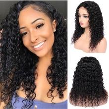 """FAVE 4x4, парики из натуральных волос на шнурках, плотность 150%, бразильские волосы Remy, парик 8-2"""", предварительно выщипанные отбеленные узлы для черных женщин"""