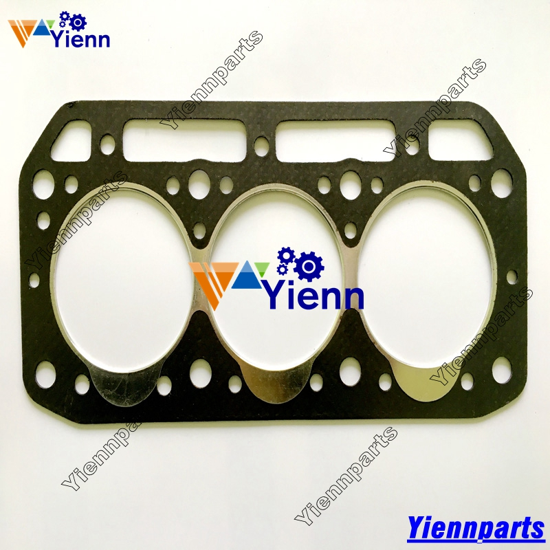 Для Yanmar 3D84 1 3T84 прокладка головки блока цилиндров 129350 01330 129232 для 3T84HA 3T84HLE TBS