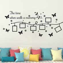 Family Roots wall decal Wall Art Vinyl Home sweet Stickers Kids Living room Sticker Bedroom decoration HY780