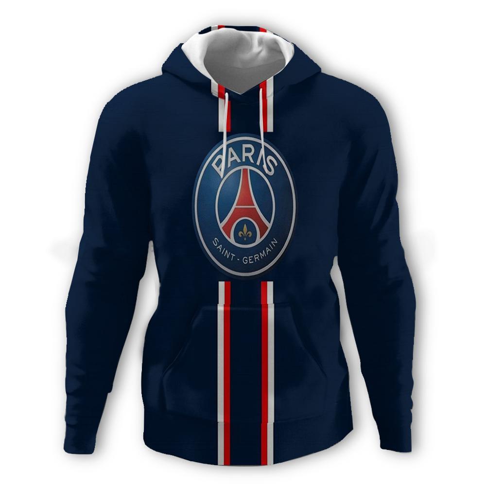2020 Paris Saint Germain 3d Sweatshirt Soccer Jersey Printing Hoodie Racksuit Psg Boy Hoodie Nymar Mbappe Cavani Sports Jersey Aliexpress