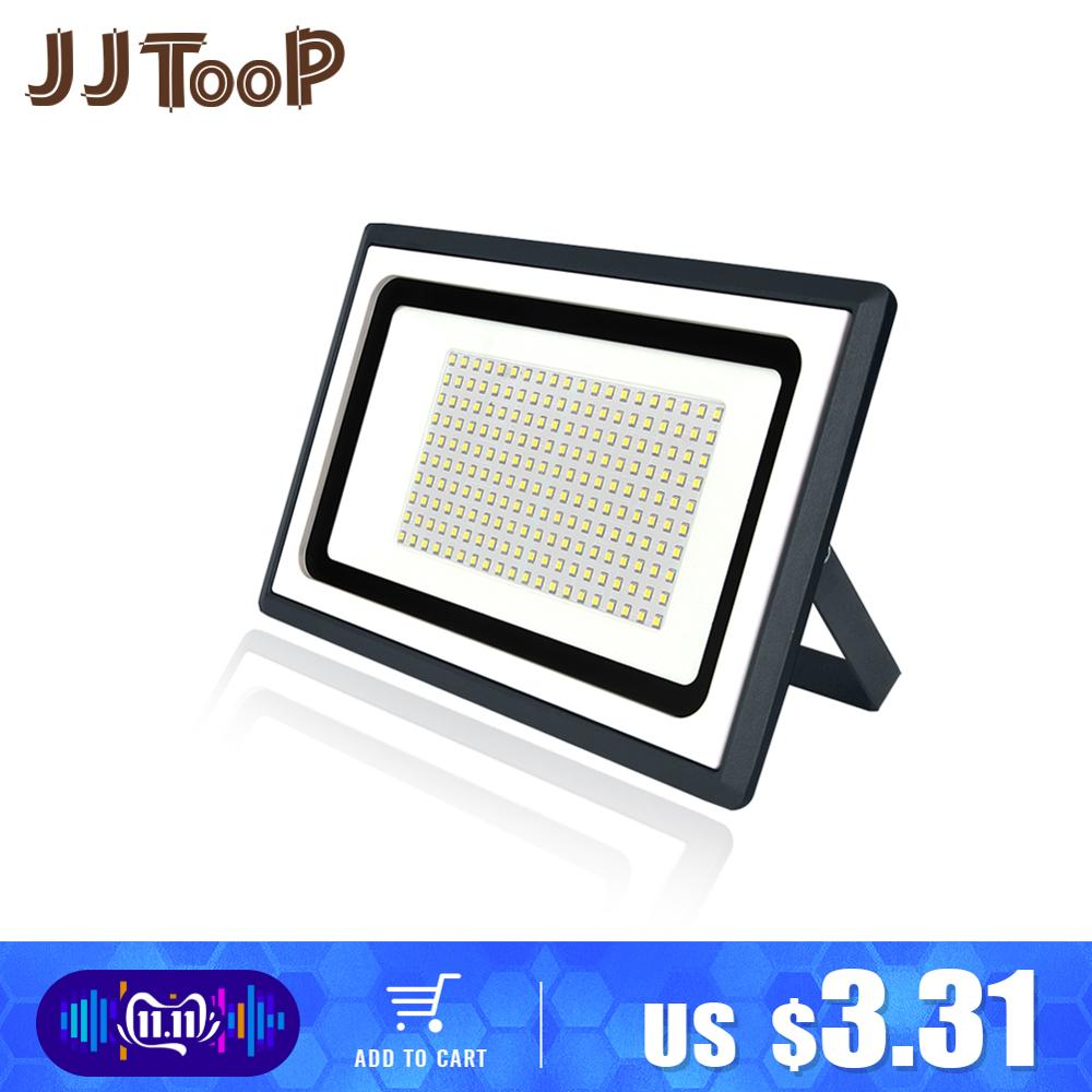 LED Flood Light Outdoor Spotlight Floodlight 10W 20W 30W 50W 100W Waterproof Garden Wall Washer Lamp Reflector IP65 AC 220V 110V-in Floodlights from Lights & Lighting