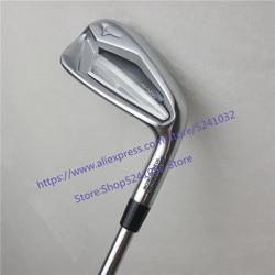 2020New мужские клюшки для гольфа, 8 шт., набор для гольфа, железные клюшки для гольфа, 4-9PG R/S, стальной вал с крышкой на голову