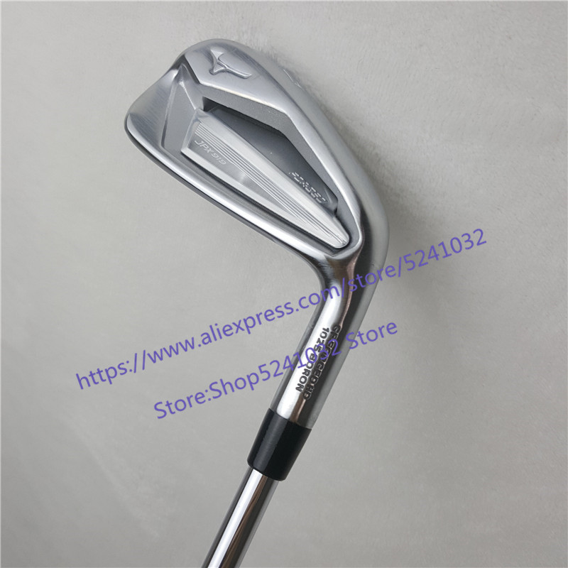 2020New Mens Golf Club 8PCS Golf Iron JPX919 Set Golf Forged Irons Golf Clubs 4-9PG  R/S Flex Steel Shaft With Head Cover