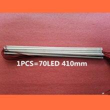 Tira conduzida nova de 2 pces 70led 410mm para 32s310 JS-LB-S-JP32E9-145A20A