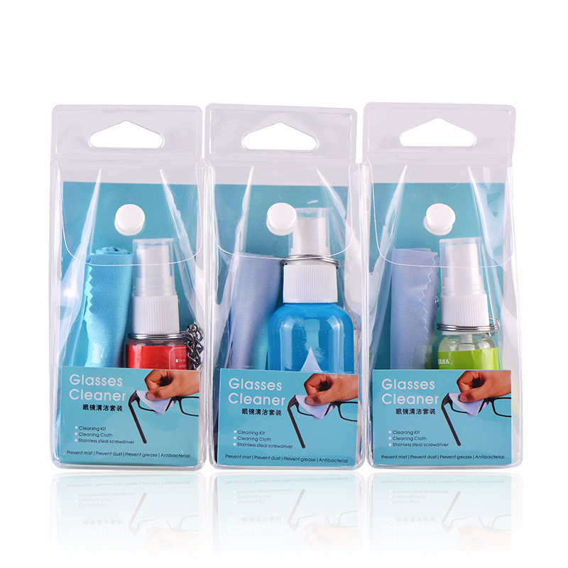 Nationwide Hot Sales Glasses Cleaning Kit Optical Lens Cleaning Kit Glasses Detergent