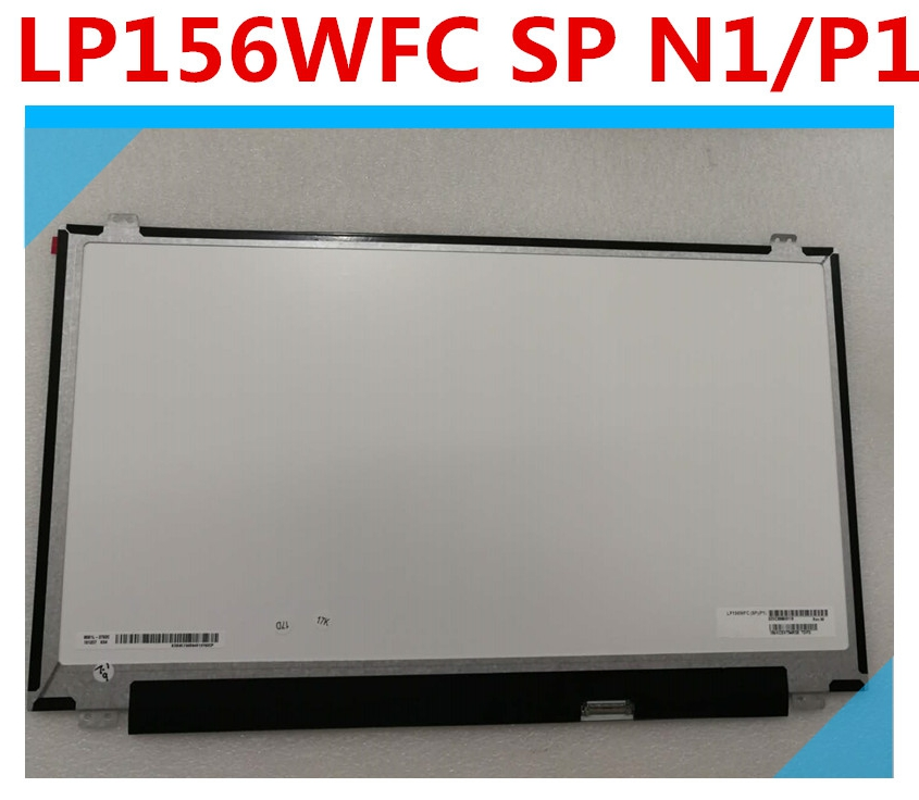 "15.6"" Laptop LCD screen LP156WFC-SPP1 LP156WFC LED LCD Screen 15.6 FHD 1920x1080 Display New  LP156WFC(SP)(P1)  LP156WFC(SP)(N1)"