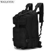 20 35L Military Tactical Backpack Waterproof Army Climbing Bag Outdoor Camping Hiking Hunting Backpack Sports Rucksack for Men