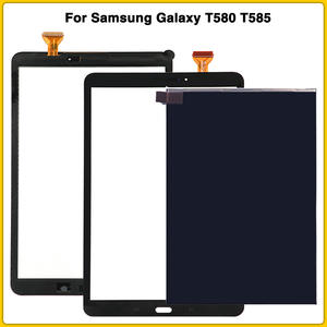 Touch-Screen Digitizer Lcd-Display T580 Samsung Tab T585 for Sensor Glass-Lens New