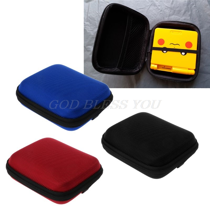 Carrying Pouch Bag Box Case For GBA SP Game Console Drop Shipping(China)
