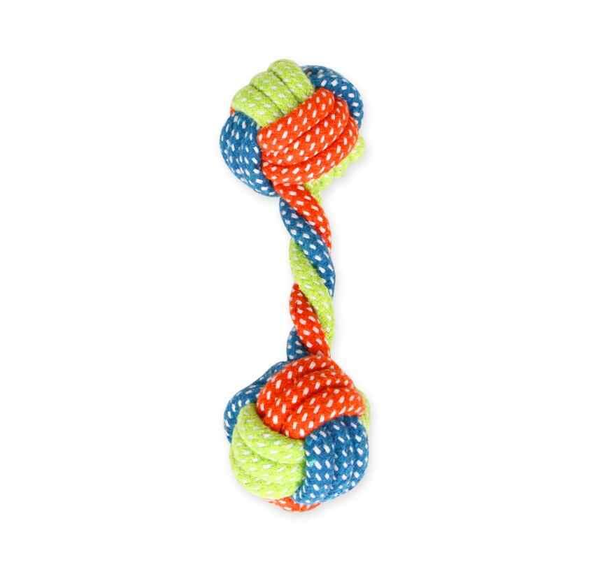 Nowy Pet miękkie zabawki 13 rodzaj bawełna pies zabawki sznurowe trwała bawełna zabawki do żucia szkolenia gryzaki dla małych i średnich Puppy NO9