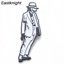 K34 Musician Metal Enamel Pins and Brooches for Women Men Lapel Pin Backpack Bags Badge Gifts все цены