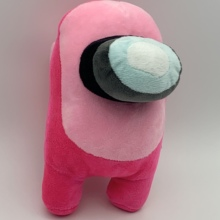 UOOZII - Among Us Plush - Ultra Soft Stuffed Astronaut Plush with 3D Eye - Kawaii Gifts for Teen Girls - Among Us Merch
