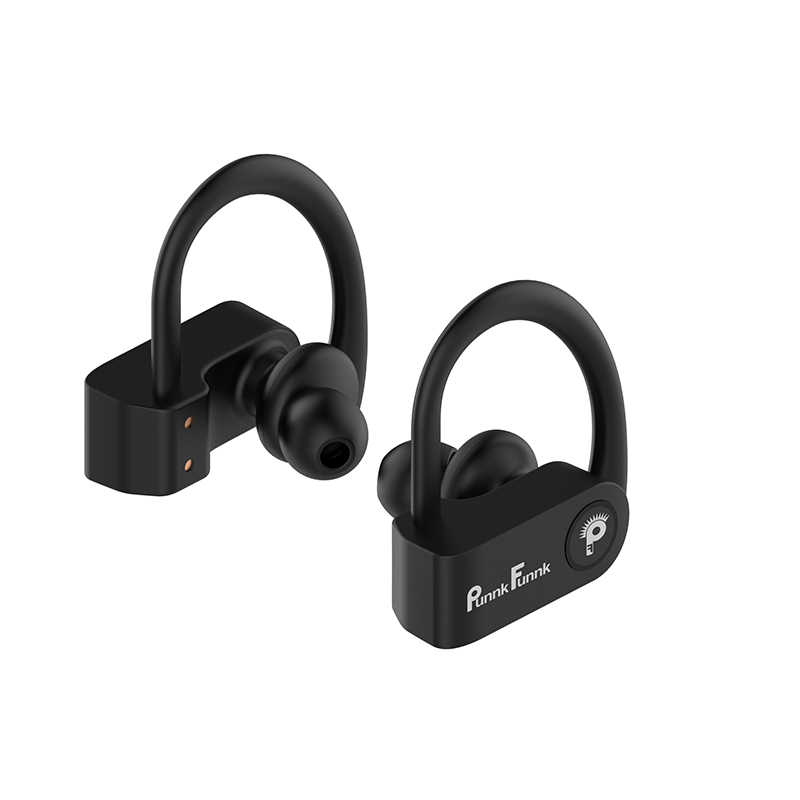 V5.0 TWS słuchawki bezprzewodowe bluetooth słuchawki sportowe wiszące typ ucha zestaw słuchawkowy Stereo 3D do ładowania z etui z funkcją ładowania