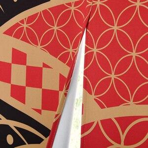 Image 4 - Nicetown 18 Patroon Afdrukken Japan Noren Doorway Gordijn Gescheiden Tapestry Tavern Familie Restaurant Eetkamer Keuken