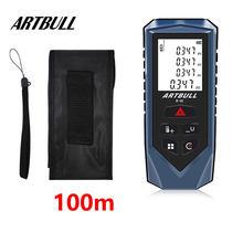 Telemetro laser ARTBULL 100m 70m 50m misuratore di distanza Laser strumento di misurazione telemetro a infrarossi