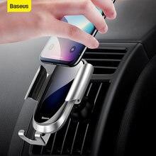 Baseus гравитационный Автомобильный держатель для телефона с