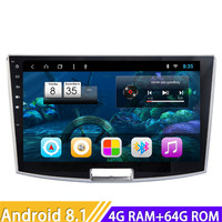 Head Unit Android 8.1 Car Radio DVD Player For VW CC Cabrio Coupe 2013 Stereo GPS Navigation Auto Radio 2 Din Audio NO DVD